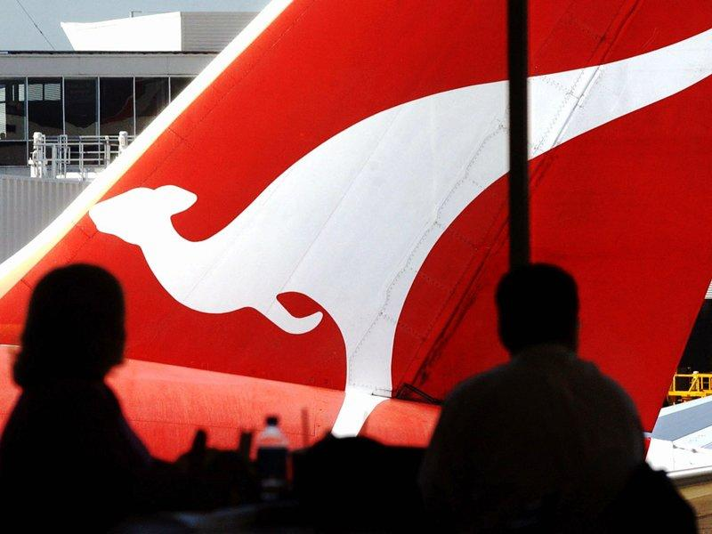 Qantas buy back has initial success