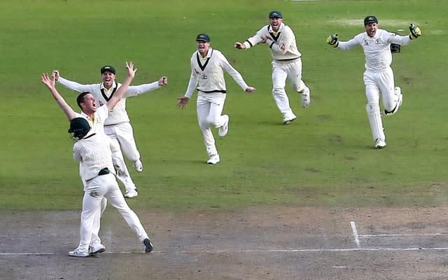 Australia's triumph at Old Trafford ensured they retained the Ashes (Martin Rickett/PA)