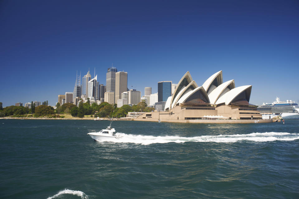 A contractor at the Sydney Opera House has won her unfair dismissal case. Image: Getty