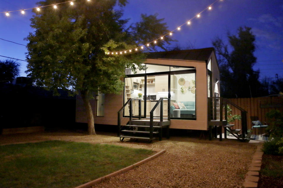 The trend for garden offices could have contributed to an increased fire risk.(Getty Images)