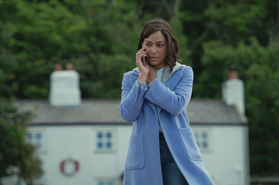 <p><strong>Release date: December 31st on Netflix </strong></p><p>Cush Jumbo and John Nesbitt star in Harlan Coben's latest thriller for Netflix, Stay Close. The eight-part drama follows three people each concealing dark secrets that even those closest to them would never suspect. </p><p>Netflix says: 'Megan, a working mother of three, has run away from a dangerous past. Ray, the once-promising documentary photographer, is now stuck in a dead-end job pandering to celebrity-obsessed rich kids. And Broome, a detective, is unable to let go of a missing person's cold case. </p><p>'Lorraine, an old friend from Megan's past, delivers some shocking news which will impact on all three characters. As the past comes back to haunt them it threatens to ruin their lives and the lives of those around them.'</p>