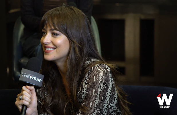 How Dakota Johnson Avoided Typecasting After 'Fifty Shades of Grey': 'There Weren't a Lot of Big, Naked Franchises' (Video)