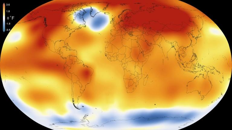Americans already feeling effects of climate change, says report