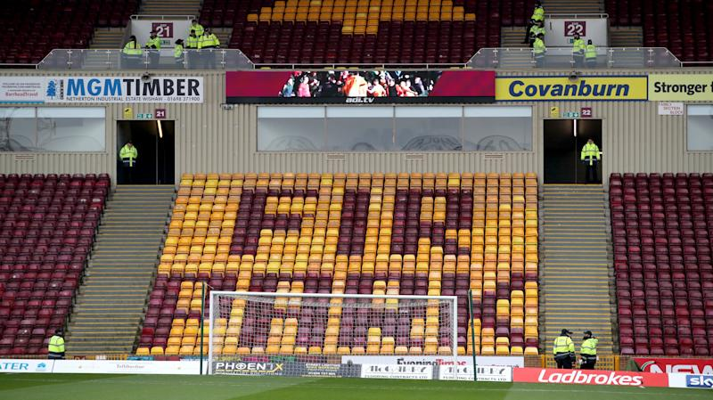 Motherwell manager to appear in court over alleged disturbance