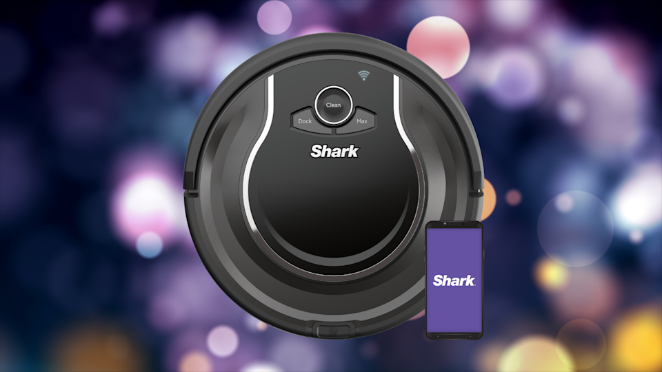Save $100 on this Shark ION Robot Vacuum RV750. (Photo: Walmart)