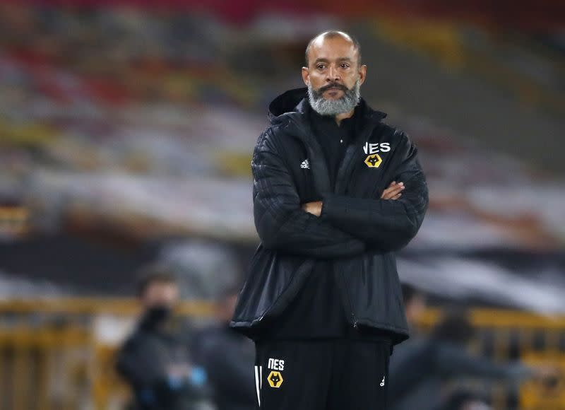 Wolves must bolster attack, says manager Nuno