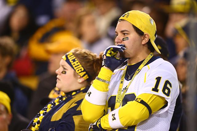 Forty observations for 2014: Big House's ugly schedule, Irish's friendly early slate