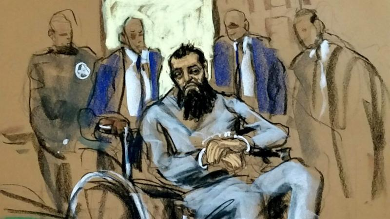 NYC terror suspect 'wanted to kill as many people as he could': Complaint (ABC News)
