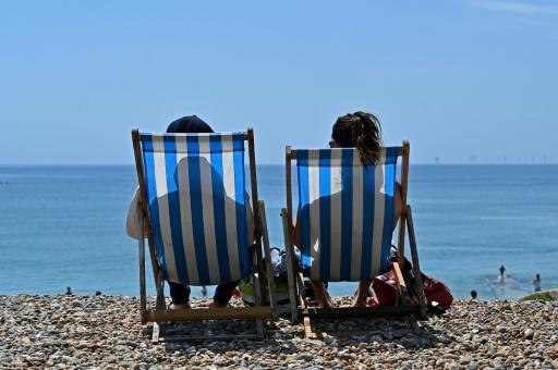 """With overseas travel considered a """"risky"""" option owing to the fallout from the virus, resorts such as Brighton on the south coast are looking to gain from those seeking sunshine as well as home comforts"""