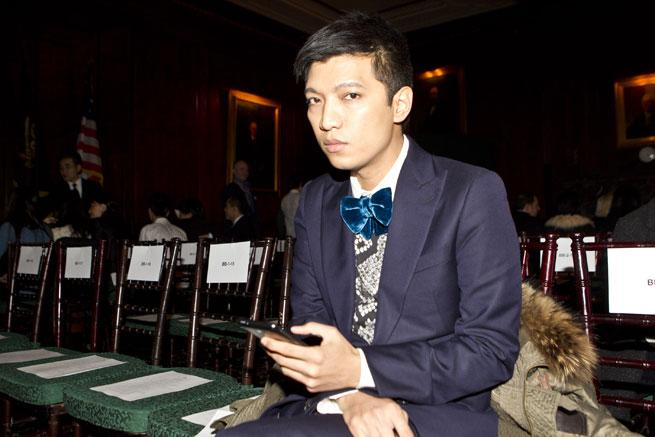 Who's The New Judge of America's Next Top Model? BryanBoy!