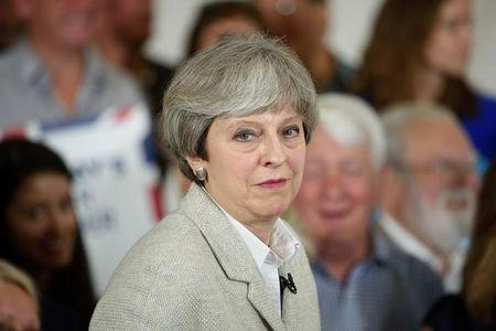 Theresa May could lose majority in parliament, new poll analysis predicts