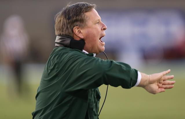 Sources: Colorado State coach Jim McElwain a leading candidate for Florida job