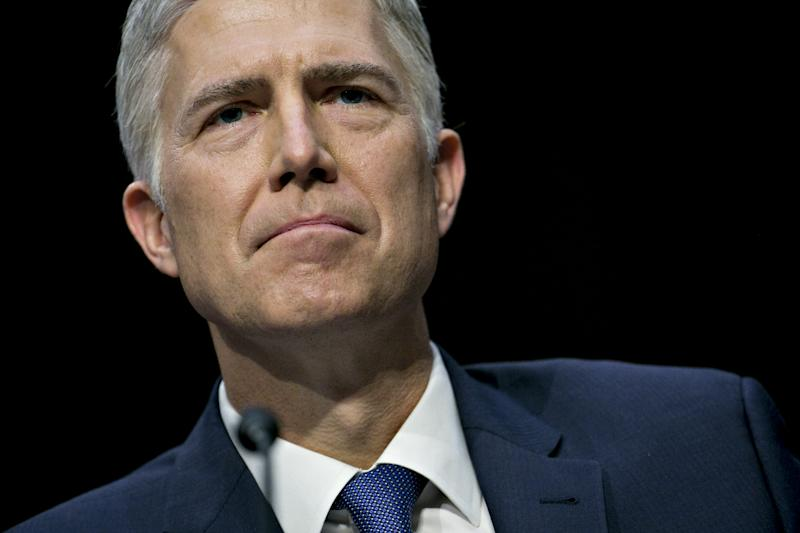 What the Writer of a Play About Antonin Scalia Wants Neil Gorsuch to Know
