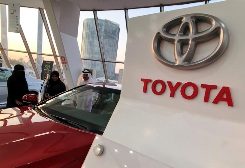Toyota seeks $9.2-billion credit line from Sumitomo Mitsui, MUFG Bank - Kyodo