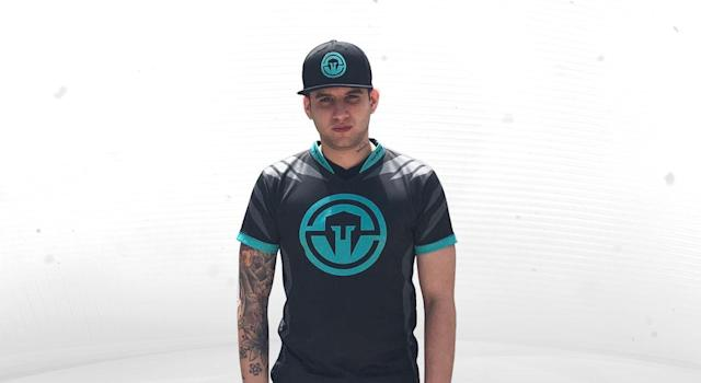"""Vito """"kNg"""" Giuseppe joins Immortal's CS:GO team on a trial period. (Immortals)"""