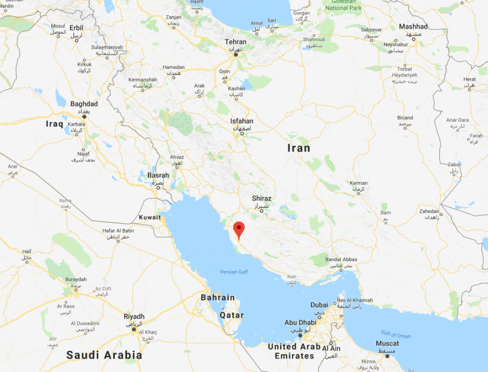 Earthquake Rattles Iran's Only Nuclear Power Plant