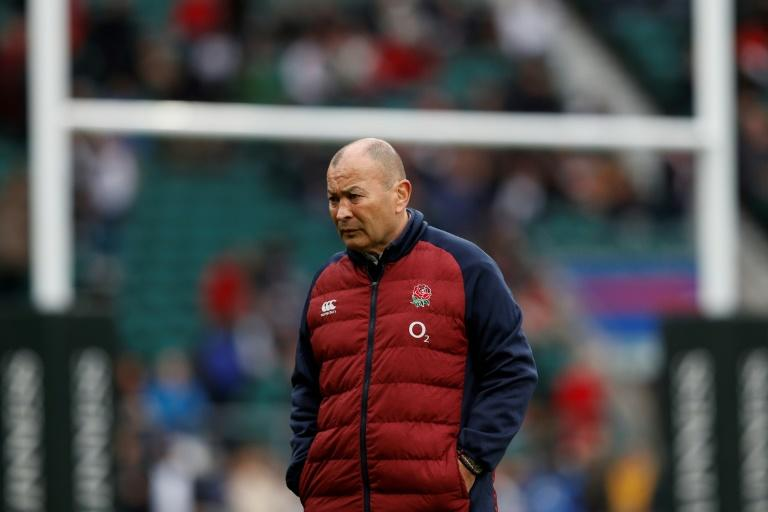New deal - England coach Eddie Jones