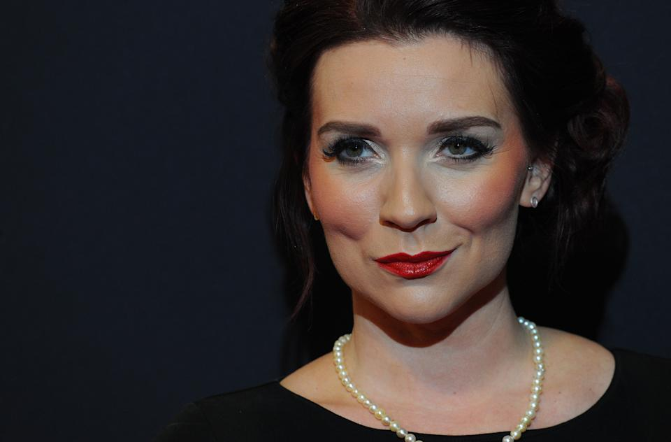 BIRMINGHAM, ENGLAND - DECEMBER 18:  Candice Brown attends the BBC Sports Personality Of The Year on December 18, 2016 in Birmingham, United Kingdom.  (Photo by Eamonn M. McCormack/Getty Images)