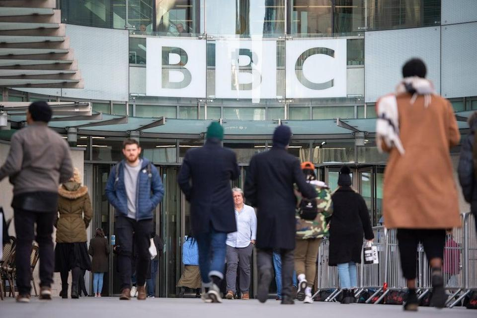 The BBC has been criticised for not helping a former employee stuck in Afghanistan (Dominic Lipinski/PA) (PA Archive)