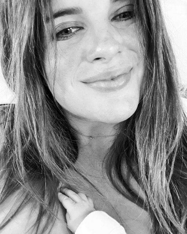 """<p>Just a few weeks after the birth of her son, Wolfe, former <a href=""""https://www.cosmopolitan.com/uk/entertainment/a36645577/binky-felstead-given-birth-baby-boy/"""" rel=""""nofollow noopener"""" target=""""_blank"""" data-ylk=""""slk:Made in Chelsea star Binky Felstead"""" class=""""link rapid-noclick-resp"""">Made in Chelsea star Binky Felstead</a> got real with her 1.5 million followers about the fourth trimester.</p><p>""""The 3/4 week wall has hit! I'm obviously tired, can feel a couple of lovely ulcers working away in my mouth and a little sty popping up on my eye - all the typical run down signs,"""" she said in an Instagram post.</p><p>But, despite the tiredness, and the mouth ulcers, <a href=""""https://www.cosmopolitan.com/uk/body/a37087798/binky-felstead-bikini-selfie-linea-nigra/"""" rel=""""nofollow noopener"""" target=""""_blank"""" data-ylk=""""slk:Binky reminded other new mums"""" class=""""link rapid-noclick-resp"""">Binky reminded other new mums</a> that """"every step is so precious."""" </p><p>""""I'll be pulling up the fourth trimester draw bridge soon and will be missing these early days and even sleepless nights before I know it,"""" she added. """"So if you're feeling like me Mama - you've got this!""""</p><p><a href=""""https://www.instagram.com/p/CQrKJaujqem/"""" rel=""""nofollow noopener"""" target=""""_blank"""" data-ylk=""""slk:See the original post on Instagram"""" class=""""link rapid-noclick-resp"""">See the original post on Instagram</a></p>"""