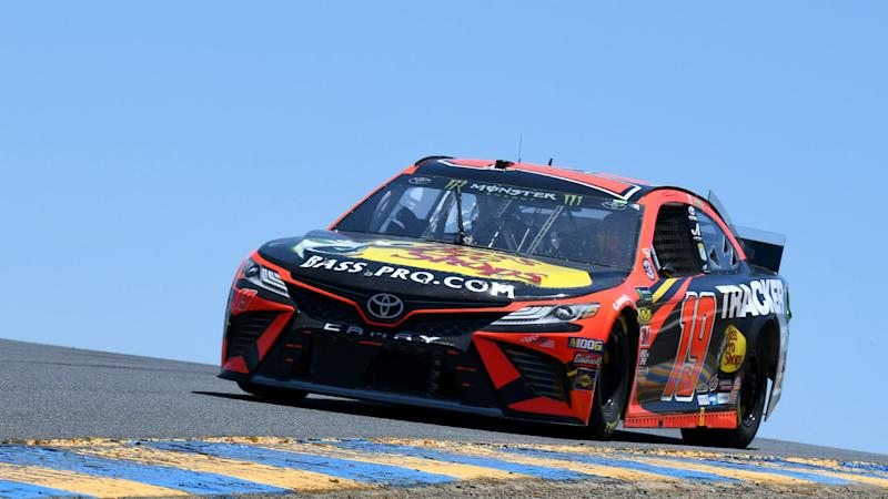 Truex picks up another win at Toyota/Save Mart 350