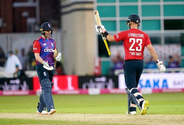 Liam Livingstone hundred was not enough for England