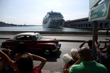 Cruise line Carnival seeks dismissal of U.S. lawsuits over Cuba docks