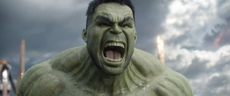Mark Ruffalo's The Hulk