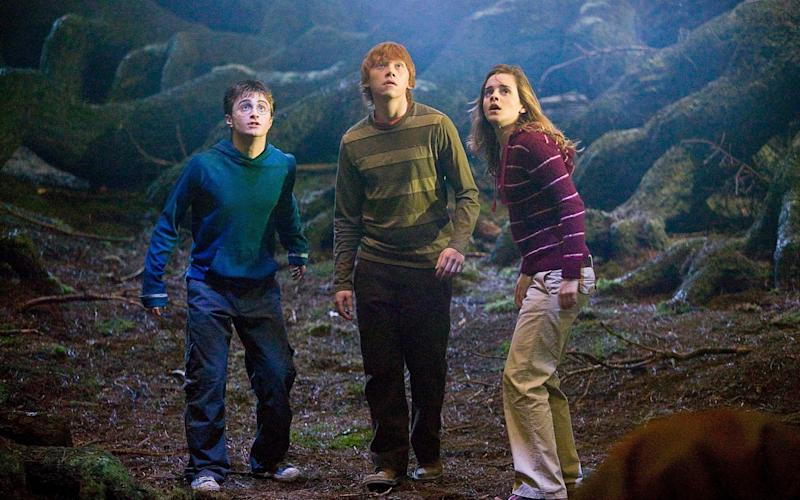 A scene fromHarry Potter and the Order of the Phoenix - Murray Close