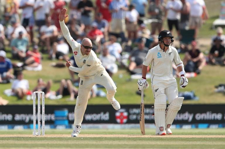 Bess was called up as cover for his Somerset teammate Jack Leach (L) who picked up sepsis in New Zealand in November and then gastroenteritis and flu in South Africa - he has since flown home