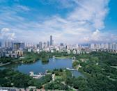 <p><b>2. Shenzhen</b></p>Overall economic strength: 55.4<p>GDP 2010-2016 (real change per annum): 11.5%</p>