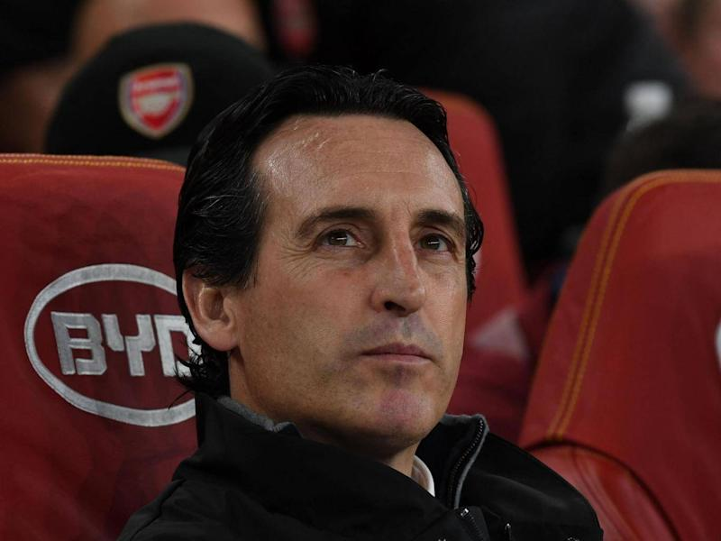 Unai Emery's footballing ideals are starting to shine through Arsenal's style (Getty)