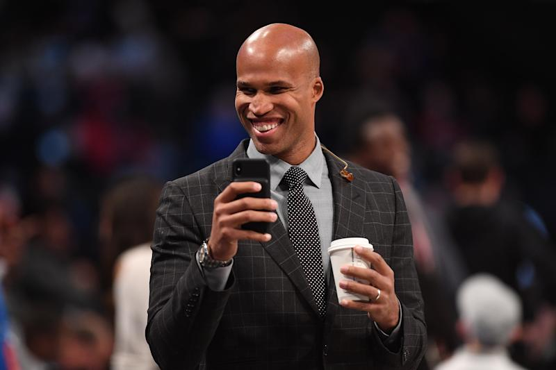 Cleveland pokes fun at Knicks after clarifying Richard Jefferson's joke