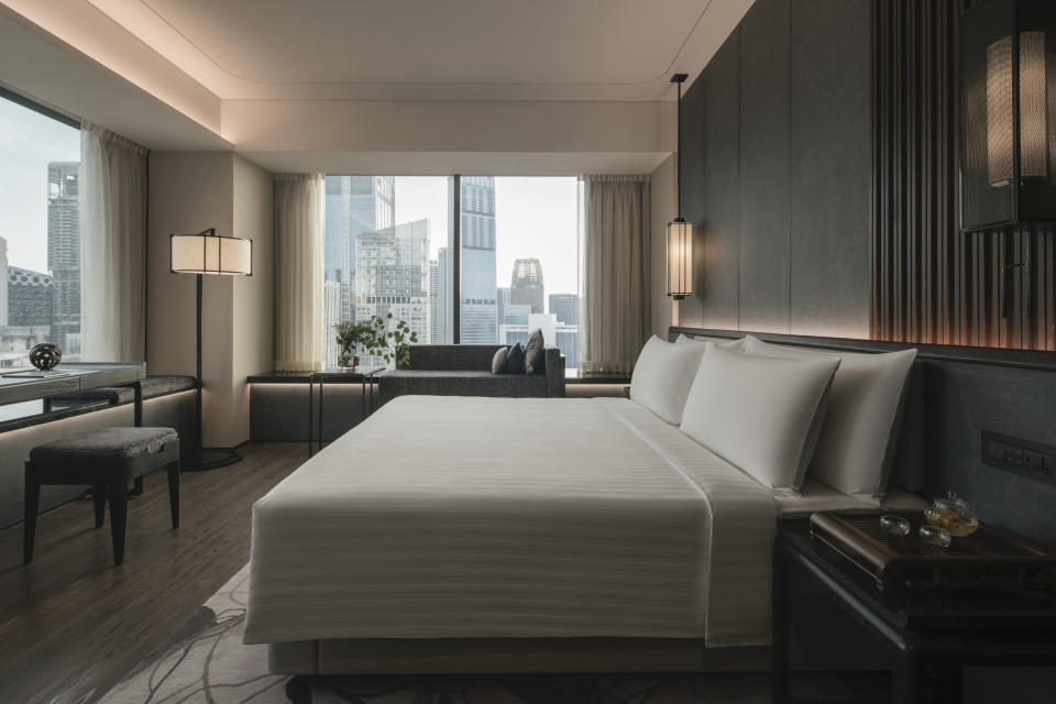 The Clan Hotel Singapore Master Series Room Grand Premier. (PHOTO: The Clan Singapore)
