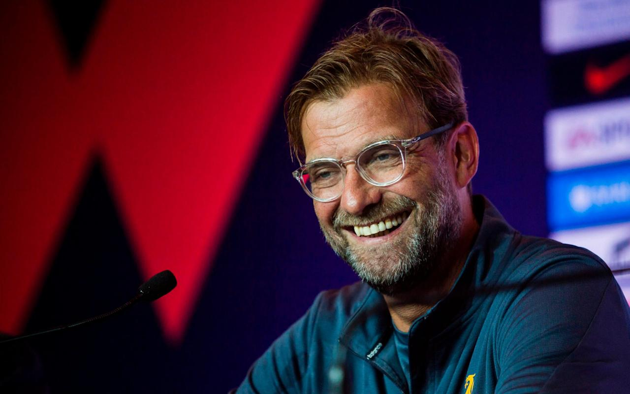 "Jurgen Klopp, the Liverpool manager, will tell Philippe Coutinho to shelve his ambition to play for Barcelona after insisting there is no prospect of a sale this summer. Klopp is planning talks with his star player at the club's summer tour base in Hong Kong. It follows Barca's initial bid of £72 million, which was rejected by the club on Thursday. Coutinho signed a five-year deal last season, and the expectation then was he would remain for a minimum of two more campaigns before pursuing a long-term goal of playing in La Liga. The 25-year-old is settled at Anfield, but he will inevitably be honoured by Barcelona's interest. Klopp's man-management skills will be required to ensure the player's mind is focused on the task ahead for Liverpool, who are not prepared to enter negotiations. Jurgen Klopp - and Liverpool - are insistent Coutinho is going nowhere this summer Credit:  AFP Liverpool know the issue is sure to be revisited in the short and long term but this summer their position is unambiguous. There is too much at stake as Klopp prepares for a Champions League campaign and aims to meet the expectation of not only consolidating their top-four status but challenge those above. The size of Barcelona's opening bid underlines how serious they are about taking Coutinho this summer, but Klopp delivered his response ahead of Saturday's Asia Cup final against Leicester City. ""Yes, you can say he is not for sale,"" said Klopp. ""But that's not since this morning or yesterday, it's not been any different. Phil is a very important player for us. ""He's trying to get back his rhythm but there's no doubt about his quality. He's very smart both offensively and defensively. The nice news is that he's still young. He has improved a lot since I've been here and he can still improve a lot."" Klopp added Liverpool were not a club that sold their best players, although before his arrival a succession of world-class players, such as Luis Suarez, Javier Mascherano and Xabi Alonso, did depart following bids from the La Liga superpowers. Luis Suarez stayed another season before moving to La Liga Credit: Getty Images However, in the case of both Suarez and Mascherano, both ended up at the Nou Camp a year after telling Liverpool they wanted to leave the club. ""I'm not surprised that any club is interested in players at Liverpool,"" said Klopp. ""The very important message is that we are not a selling club and that's how it is. ""We believe in working together and developing together. We want to make the next step together and for this we need to stay together. ""We have to create a situation where everybody is easily able to see which direction we want to go. ""It's really positive. This is a fantastic club and it's a good moment for Liverpool."" Who's winning the transfer window? Klopp's view echoes those of the Liverpool hierarchy, who will not put a price on Coutinho's signature this summer. Instead, Liverpool are pressing ahead seeking to add players to their squad before their Champions League qualifier next month. Andrew Robertson became the third signing of the summer when he completed a £10 million move from Hull on Friday. ""For Andrew, this is another big step on what has been a quite incredible personal journey in a very short space of time,"" Klopp told Liverpool's official website. ""I love his story; where we has come from professionally to reach this point. ""When you speak to him, it is clear why he makes his progress. He has a burning love for playing football – he really loves the game. ""His attitude is outstanding – absolutely outstanding. His talent and skills – also very, very good. ""He has experience of this competition, the Premier League, and he has the mentality and quality to get even better. ""I know our environment will benefit him and help him push himself even more than he has already. This is a player who does not limit his ambition, I think."""