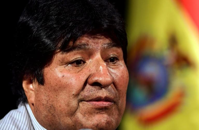 Bolivia's ex-President Evo Morales has remained heavily involved in his nation's politics and has been particularly vocal on social media