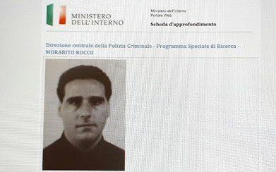 Morabito was on Italy's list of most wanted fugitives. - Credit: Italian police