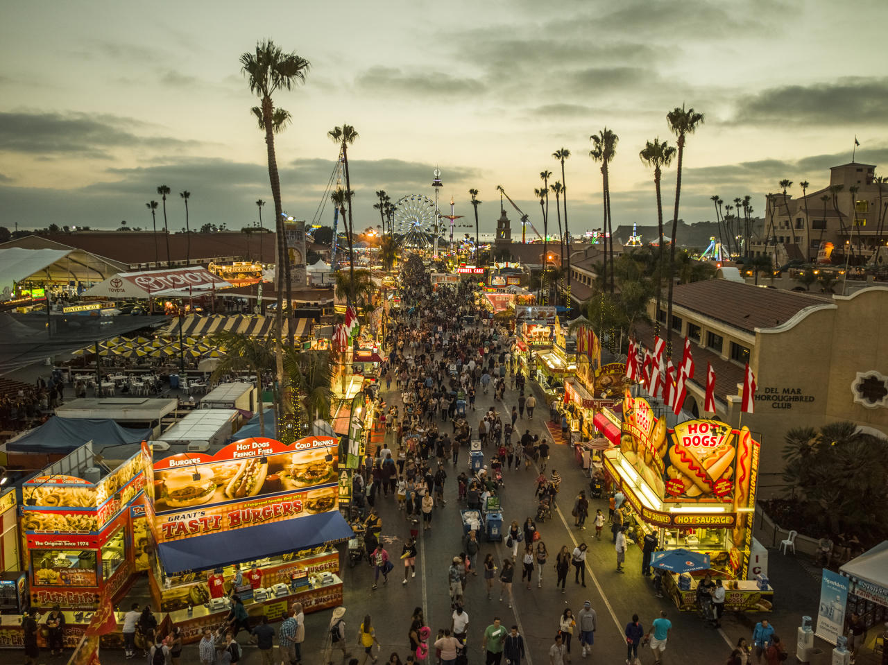 """<p>Del Mar, Calif. (This image is copyright Pamela Littky from the book """"American Fair"""" published by Kehrer Verlag) </p>"""