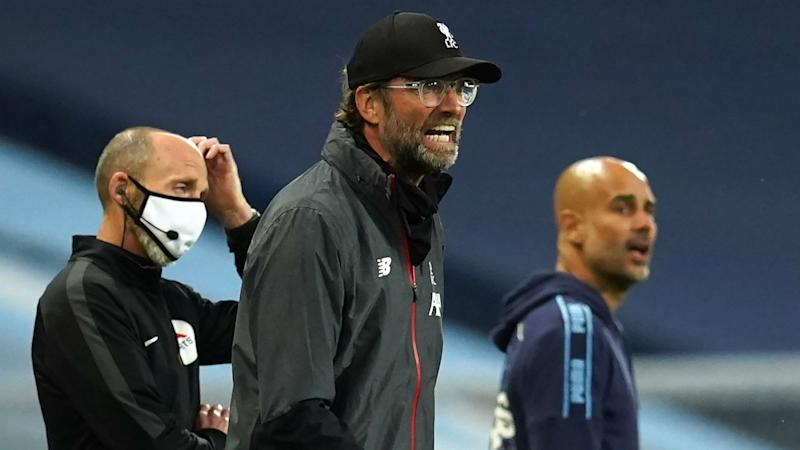 Next season and 100 per cent Anfield record are not the focus for Liverpool, says Klopp