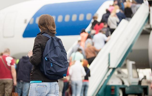 If you have a massive bag, flight attendant usually notice you immediately. Photo: Getty