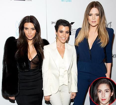 Kim, Khloe, and Kourtney Kardashian's Hairstylist Jen Atkin Dishes on Their Style Secrets