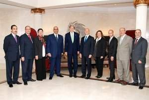 U.S. Secretary of State John Kerry Stays at Cairo Luxury Hotel During Recent Visit
