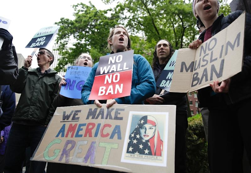 U.S. court blocks Trumps 'Muslim ban' for the second time