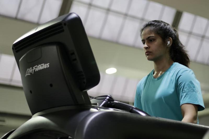 Very Hopeful of Tokyo Olympics Taking Place Next Year, Maintaining My Game and Doing Well: Manu Bhaker