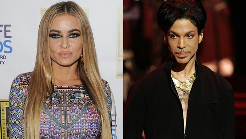 Carmen Electra Mourns The Death Of Prince He Gave Me My Name