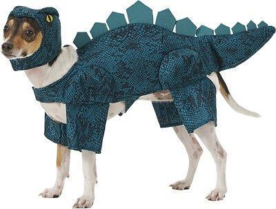 "<p>This look should never go extinct.</p> <p><strong>Buy it!</strong> Dinosaur Dog Costume, $22.99; <a href=""https://prf.hn/click/camref:1100l5eMx/pubref:https%3A%2F%2Fwww.chewy.com%2Ffrisco-stegosaurus-dinosaur-dog-cat%2Fdp%2F185508/destination:https%3A%2F%2Fwww.chewy.com%2Frubies-costume-company-child-walking%2Fdp%2F253363"" rel=""nofollow noopener"" target=""_blank"" data-ylk=""slk:Chewy.com"" class=""link rapid-noclick-resp"">Chewy.com</a></p>"