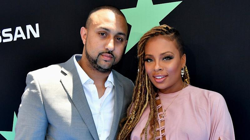 Eva Marcille Welcomes Son Maverick With Husband Michael Sterling