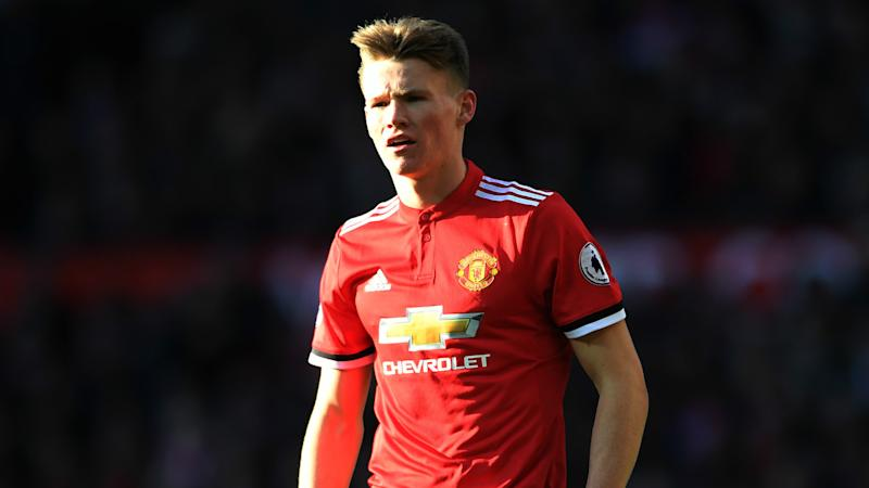 Injured McTominay withdraws from Scotland squad