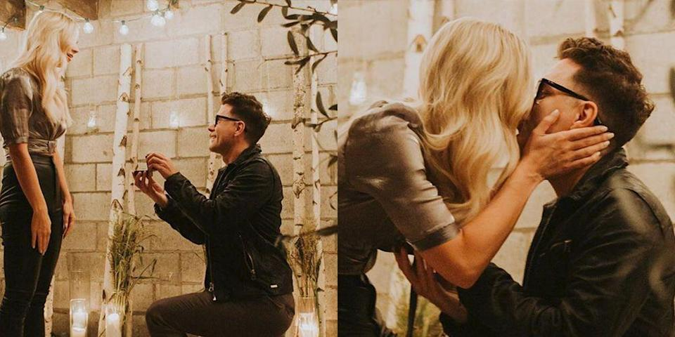 'American Idol' Mentor Bobby Bones Announced He's Engaged in Emotional Instagram