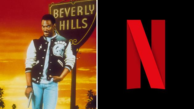 'Beverly Hills Cop' and a new sequel headed to Netflix